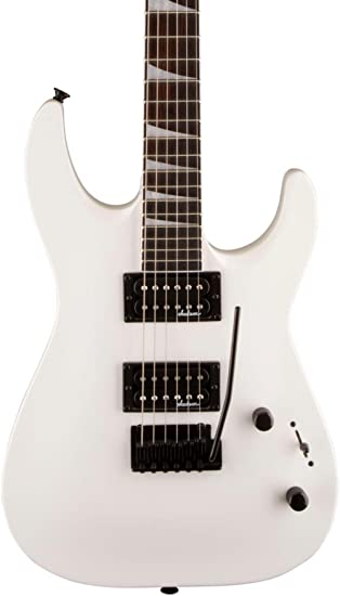 Jackson 6 String Solid-Body Electric Guitar, other, Snow White RFB (2910120500)
