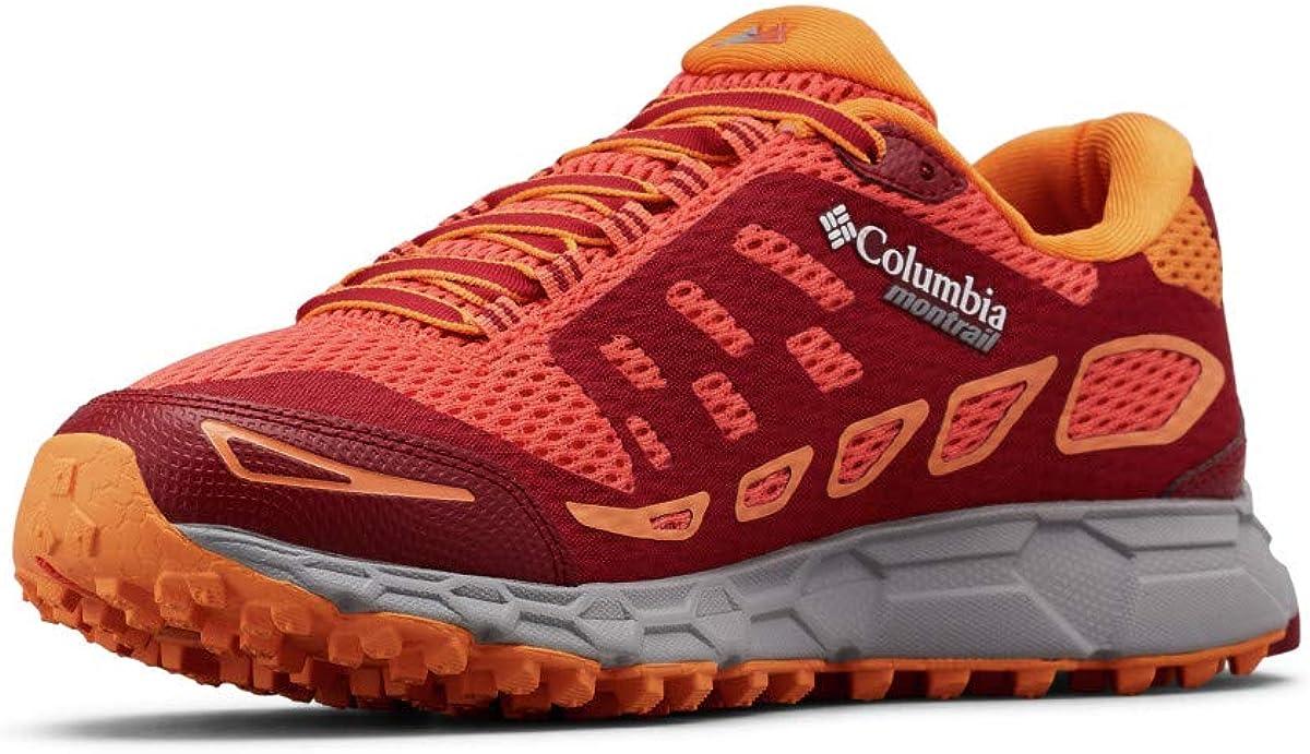 Orange Zing, Beet 864 Columbia Damen Bajada III Trailrunning Schuh 40.5 EU