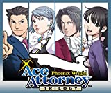 Phoenix Wright Ace Attorney Trilogy - 3DS [Digital Code]
