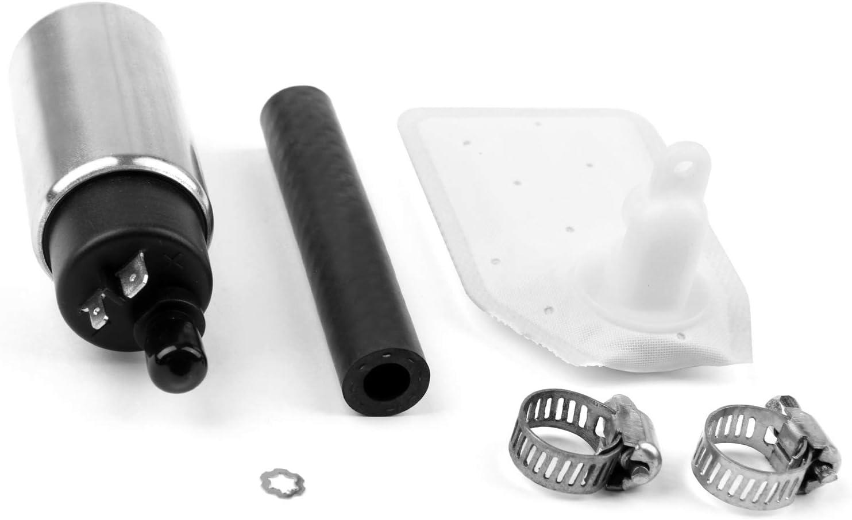 Artudatech Moto Pompa Benzina Pompa Carburante Elettrica Pompe Carburante per Moto Fuel Pump per Yamaha MTN250 MT-25 2017 YZF R3 2015-2017 XT250 Serow 2012-2018