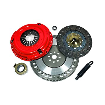 EFT etapa 1 Kit de embrague + Volante BMW 323 325 328 330 525 528 530 Z3 2.5L 2.8 3.0: Amazon.es: Coche y moto