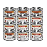 sterno canned heat - Party Essentials Chafing Dish Jelled Methanol Warming Fuel, 12-Pack
