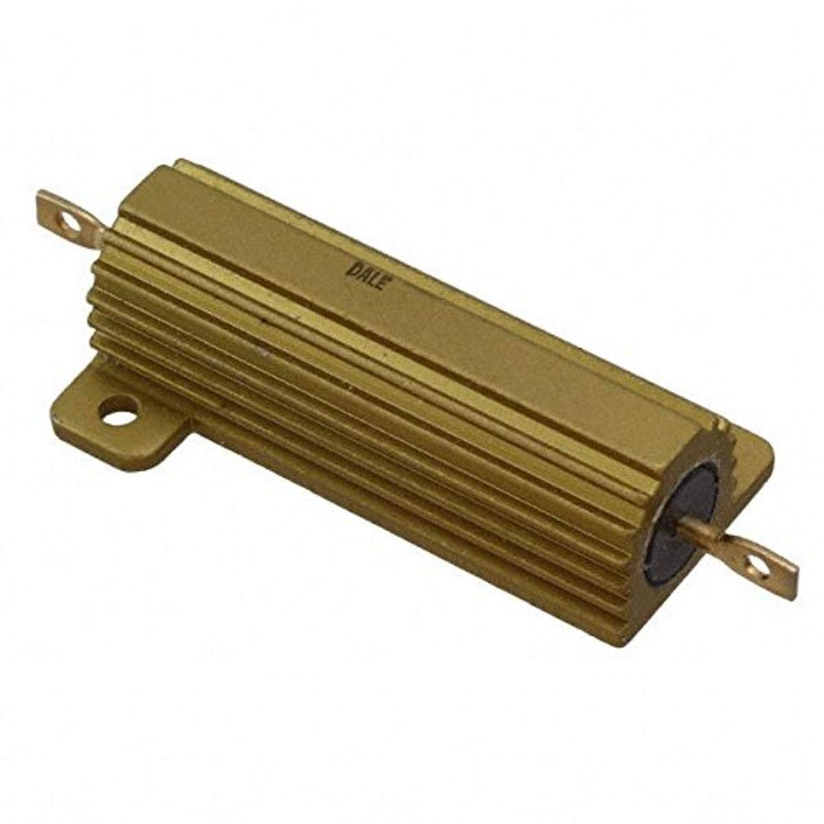 Vishay-Dale RH0508R000FE02 Wire wound Resistor, 8 Ohm, 50 Watt, 1% Tolerance, Pack of 1