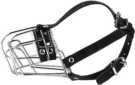 Amazon Com Bronzedog Wire Basket Dog Muzzle Jack Russell Terrier