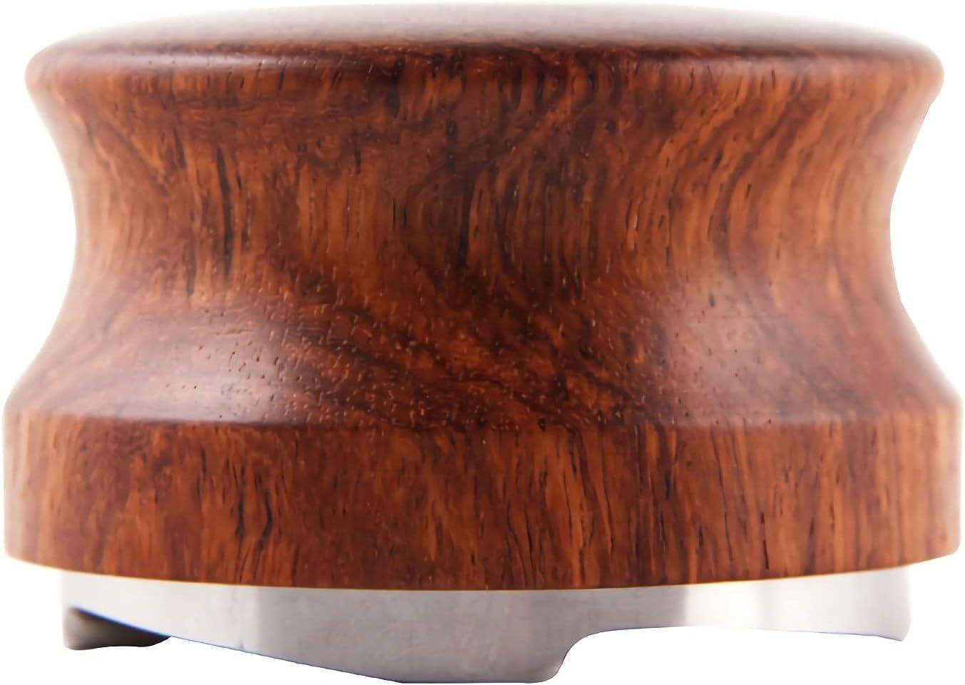 Details about  /Wingjip Coffee Distributor//Leveler Tool 58Mm Tamper Stainless Steel Anti Slip Ha