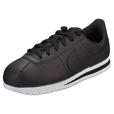 f91cc723c801 Nike Cortez Basic SL SS (GS), Chaussures de Fitness Femme, Multicolore  Anthracite