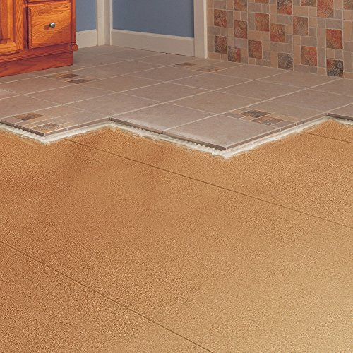 QEP 72003Q 1/4-Inch, 6mm, 4-Foot x 25-Foot Cork...