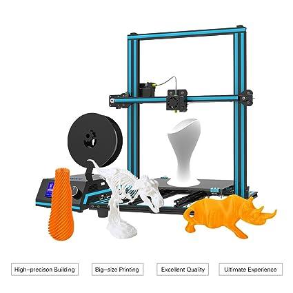 Tronxy X3S Impresora 3D Aibecy Instalación en 3 pasos Tornillos ...