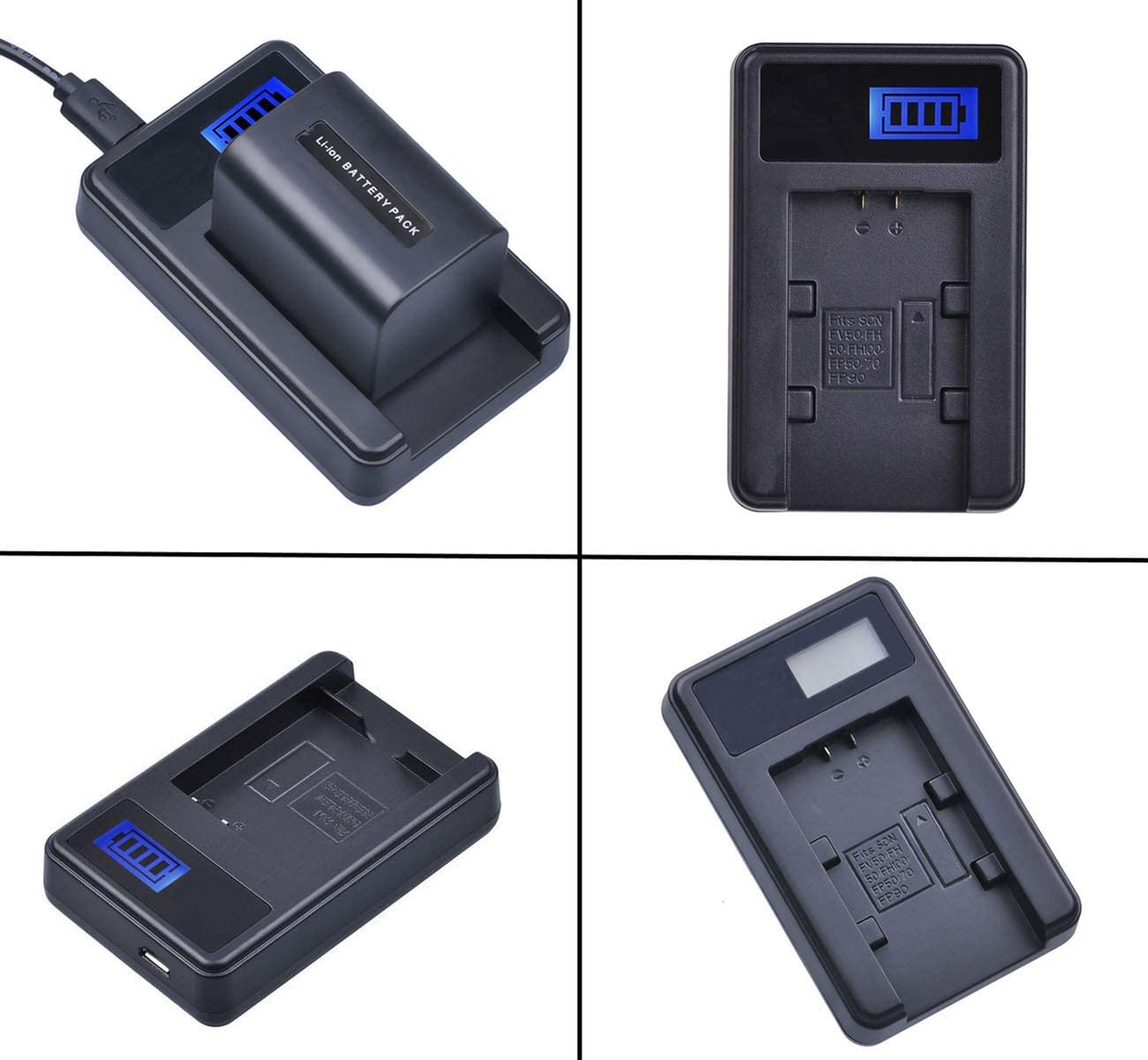 Battery Pack for Sony DCR-SR36E DCR-SR37E DCR-SR38E Handycam Camcorder