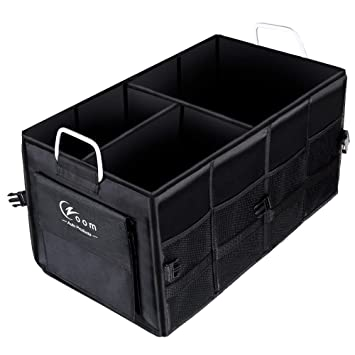 Amazon.com: Czoom - Organizador de maletero de coche para ...