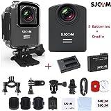 Original SJCAM M20 16MP Sony IMX206 Sensor Mini Action Helmet 2.5K 2160P Wifi Waterproof Action Camera Sport DV Riding Recorder