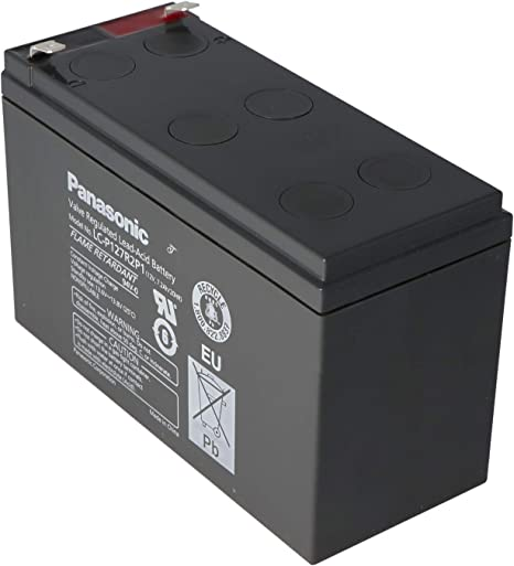 Panasonic Lc P127r2p1 Pb Akku 12 Volt 7 2ah Vds G193046 Elektronik