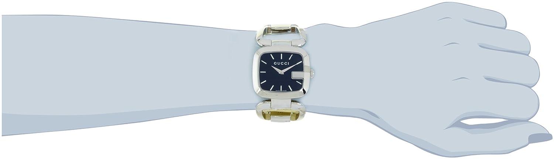 a95cb3261a2 Gucci Women s YA125407 G-Gucci Watch  Amazon.co.uk  Watches