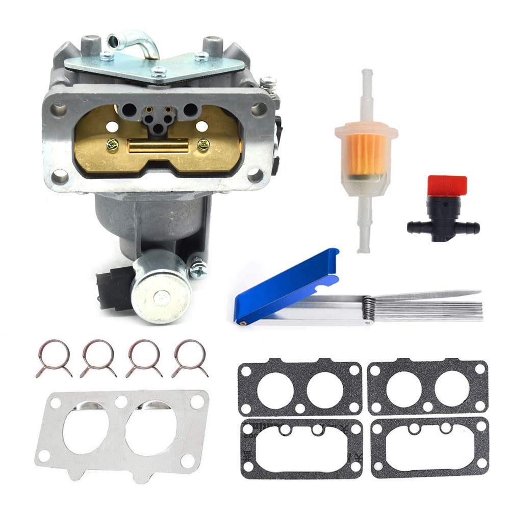 Carbpro Carburetor For Kawasaki 15004-0940 Carburetor Fits Specific FX801V Replaces 15004-0866