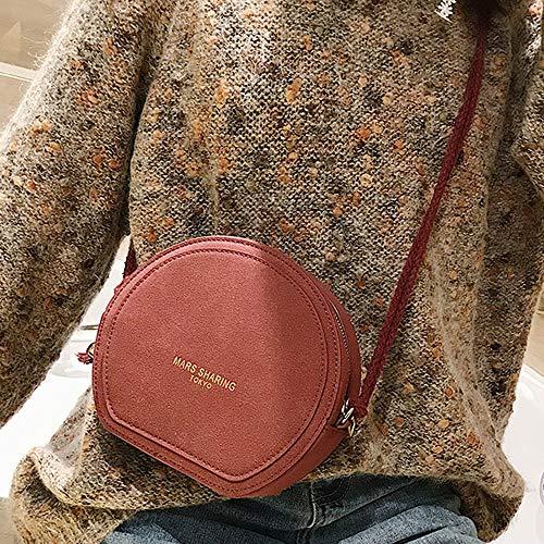 Vin Lettre Sac Brevet Flap Bandoulière Zipper Crossbody En À Du Bag Ihaza Cuir Femme De 6HwAEqf