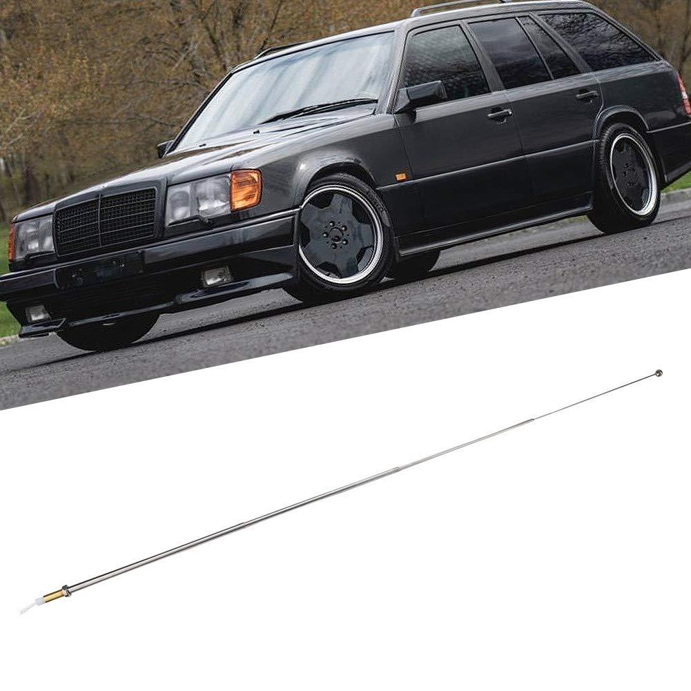 Qii lu Antenna FM//AM per auto sostituzione antenna sul tetto per XJS 1//XJ6//300SL//300D