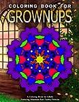 COLORING BOOKS FOR GROWNUPS - Vol.13:...