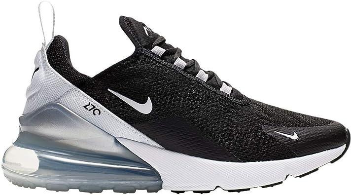 Amazon.com: Nike Air Max 270 - Zapatos para mujer (11, negro ...