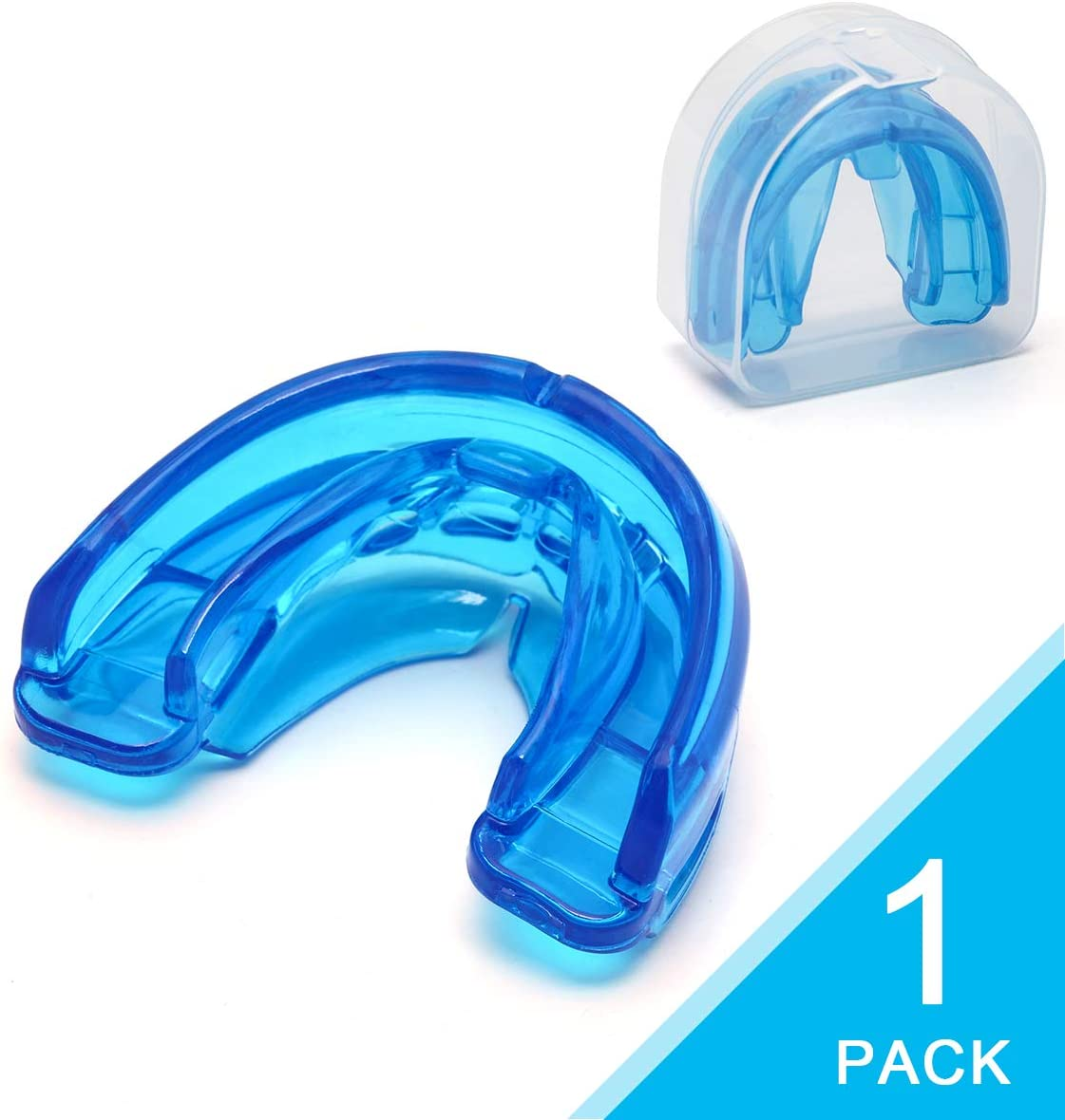 Coolrunner Double Braces Mouth Guard, Mouth Guard Sports, Athletic Mouth Guards,