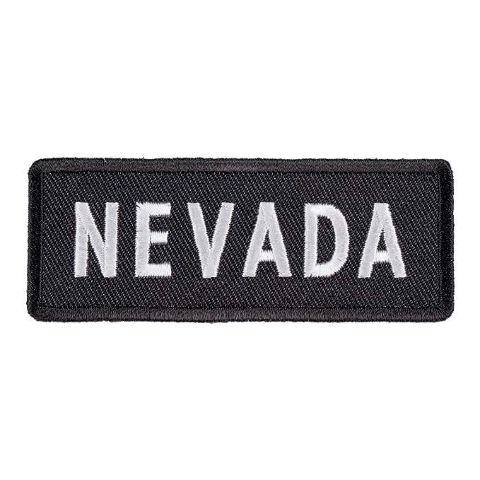 Amazon.com: Parche del Estado de Nevada, 50 parches de ...