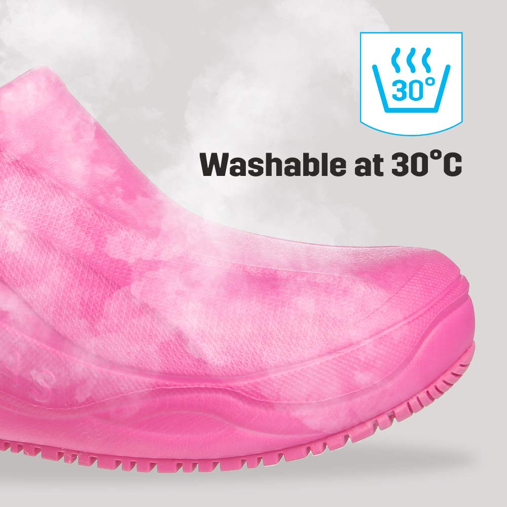 Womens Safety Shoes 38 EU White Lic 5 UK Oxypas Smooth