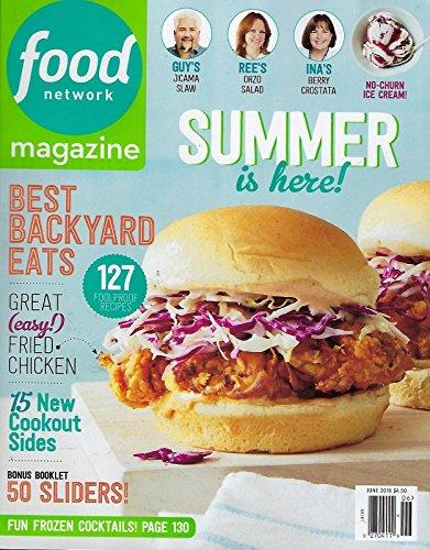 Food Network Phone Number Magazine