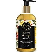 Oriental Botanics Body Massage Oil (Jasmine & Nargis) - 200ml