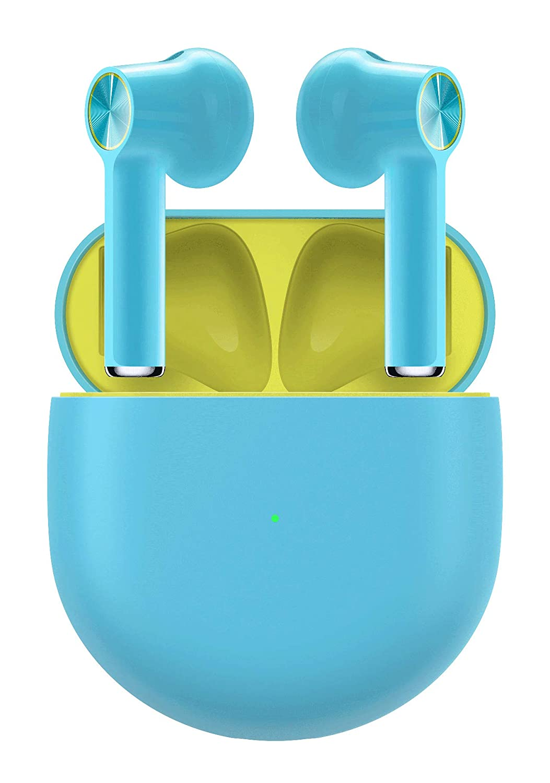 (Renewed) OnePlus Buds (Nord Blue)