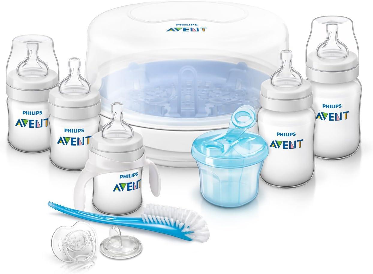 avent bpa free anti colic essentials gift set