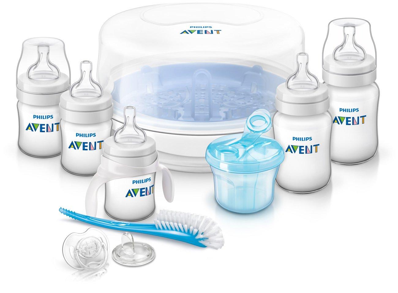 Philips AVENT Classic Plus Essentials Gift Set SCD368/01