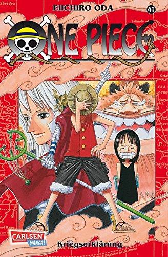 One Piece, Band 41: Kriegserklärung