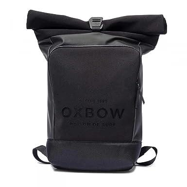 bf49ede9b4 Sac a Dos Roll Top Fusy Noir - Oxbow: Amazon.fr: Vêtements et accessoires