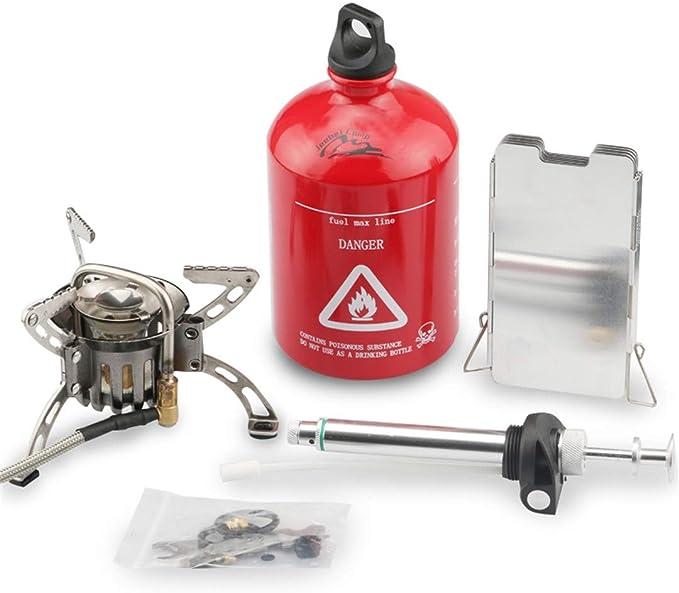 ZJRVOQSLP - Hornillo de Gas y Aceite, Multiusos, para ...