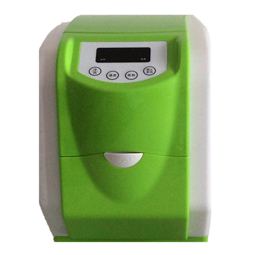Chinese Supplier Disposable Baby Wipes Warmer with Cutting Fresh Towels from 100% Natural Vegetable Fibre