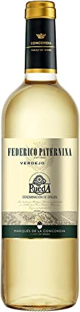 Caja de Paternina Verdejo D.O. Rueda Vino blanco - 6 botellas x 750 ml.