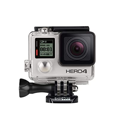 Amazon.com: GoPro HD Hero4 Silver Videocámara de Acción con ...