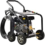 Giantz 10HP 4800PSI High Pressure Washer Patrol Water Hose Cleaner Gurney Turbo