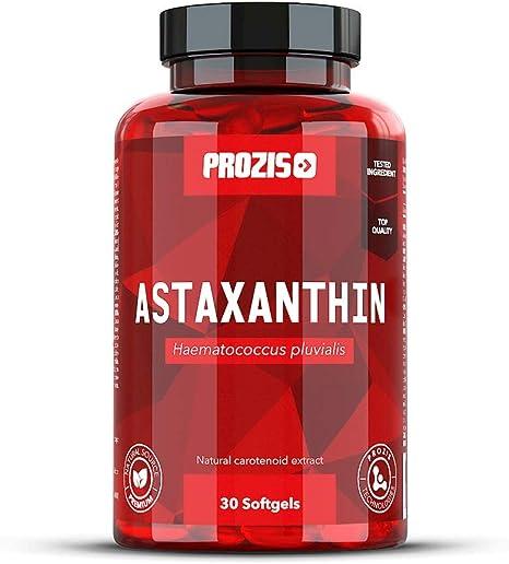 Prozis Astaxanthin - 30 Unidades: Amazon.es: Salud y cuidado personal