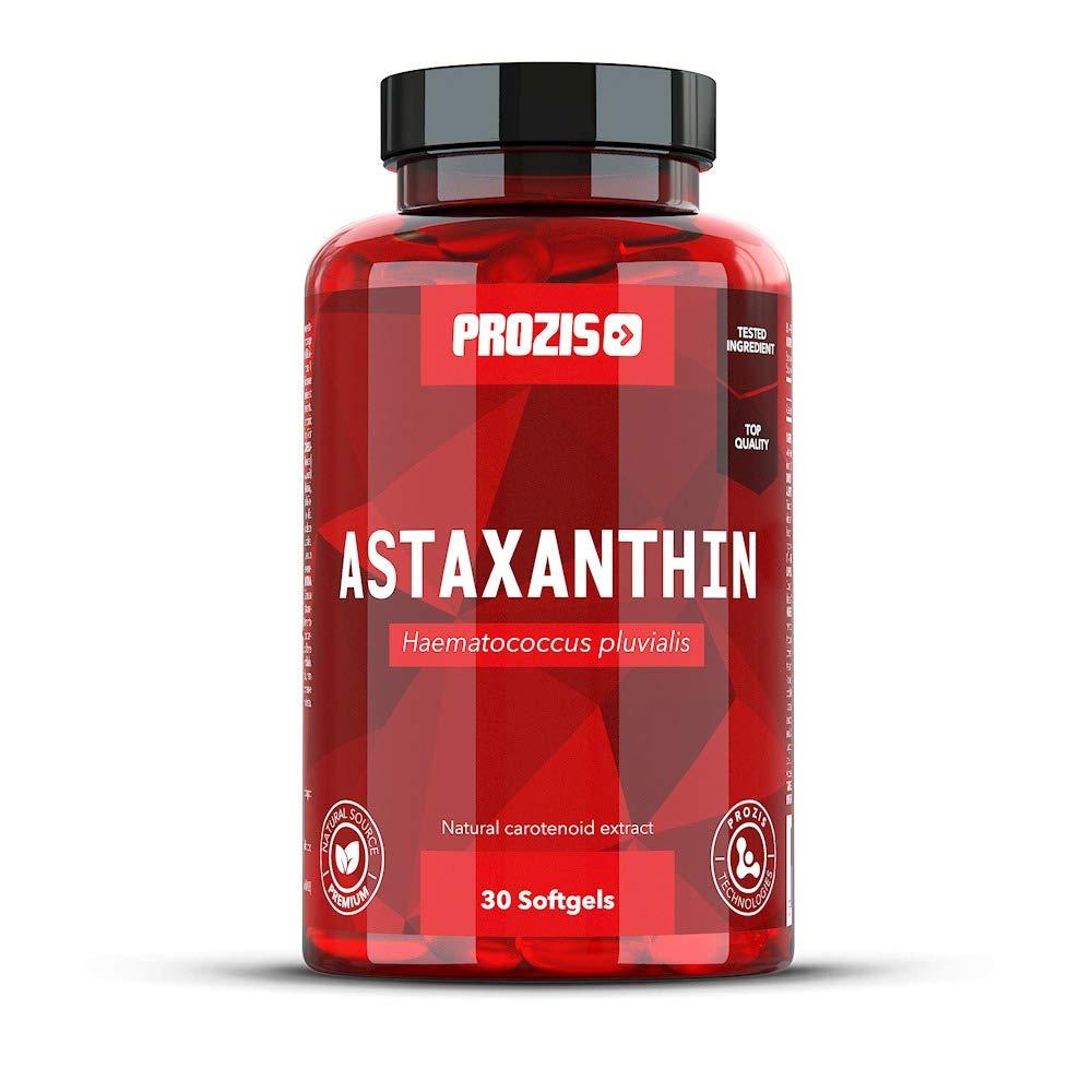 Prozis Astaxanthin - 30 Unidades: Amazon.es: Salud y cuidado ...