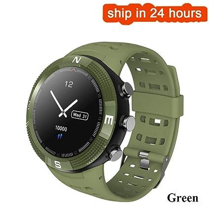 FANZIFAN Reloj Inteligente Posicionamiento GPS al Aire Libre ...