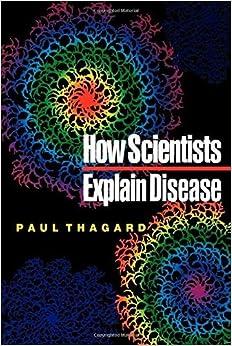 How Scientists Explain Disease by Thagard, Paul (2000)