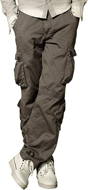 Amazon Com Match Wild Pantalones Tipo Cargo Para Hombre Clothing