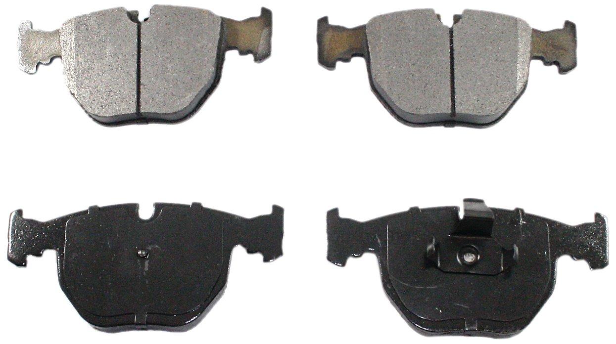 DuraGo BP681 C Front Ceramic Brake Pad Dura International BP681C