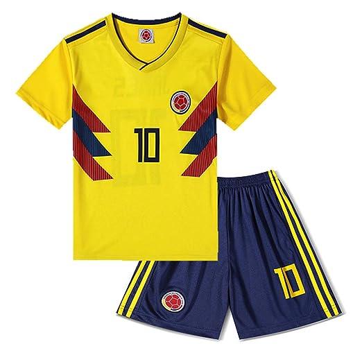 AIALTS del Niño Kits De Jersey del Fútbol De La Camiseta Y ...