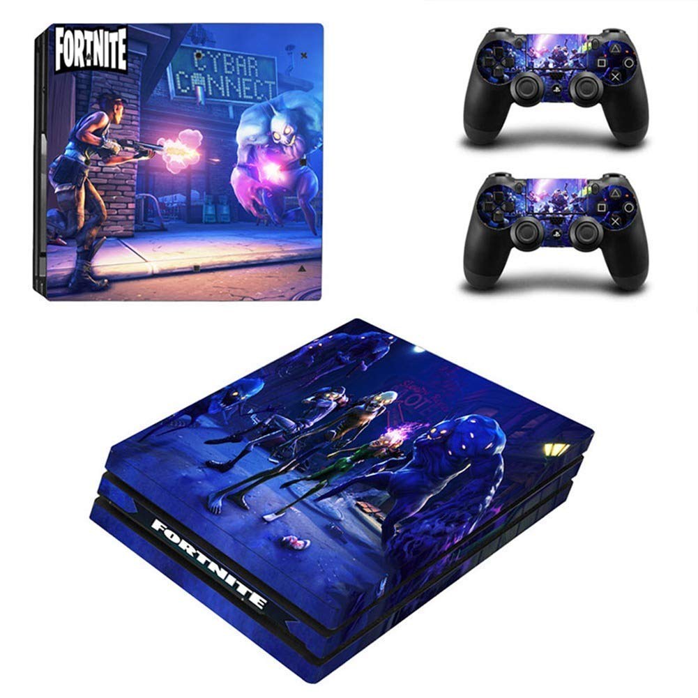 Gadgets Wrap Famous Game Vinyl Skin Sticker Cover Playstation 4 System Console Controllers For Ps4 Pro Co A Video Game Video Game