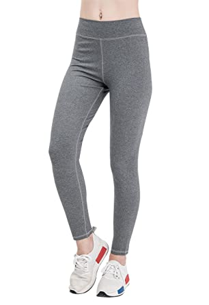 catch clear and distinctive promotion fitglam Womens Yoga Pants Cotton Sports Workout Leggings Active Running  Capris Pilates Trousers - Wide Waist Band - Ultra-Comfortable 4 Way Stretch  - ...