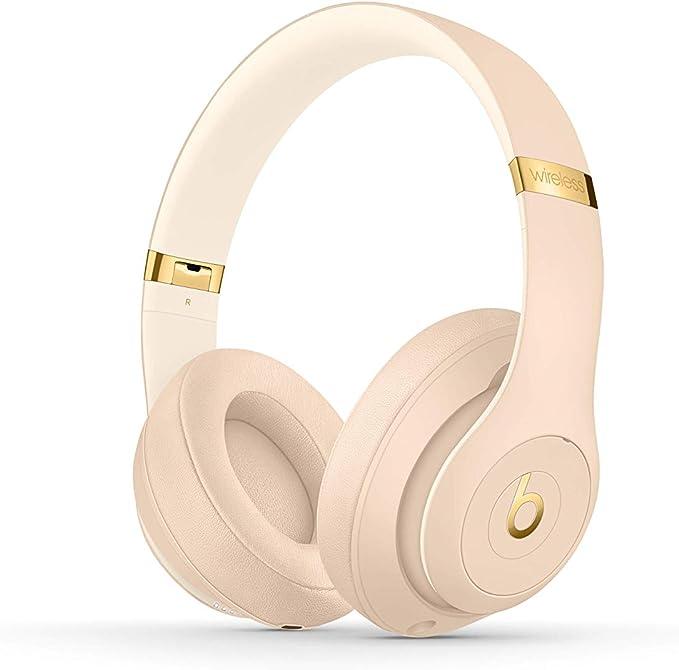 Beats by Dr. Dre Studio3 Auriculares Inalámbricos (Bluetooth, cancelación de ruido), Beats Skyline Collection, Rosa Arena del Desierto: Beats: Amazon .es