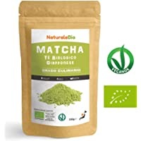 NaturaleBio. Té Verde Matcha Culinario. 100g