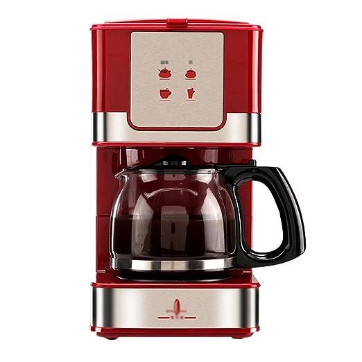IYAN-COFFEE Mini Cafetera De Goteo Pequeña For El Hogar ...