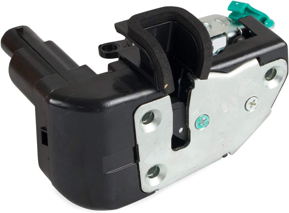 Front Right Door Lock With Motor Actuator Door Latch Actuator Right Passanger Side Motor Compatible with 1994-2002 Dodge Ram Replaces 55076290 931-635